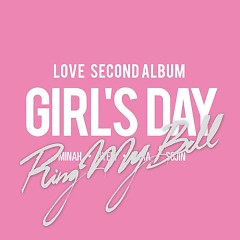 LOVE (2nd Album) - Girl's Day