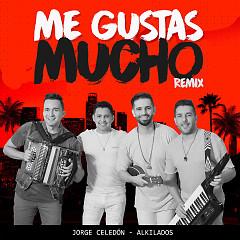 Me Gustas Mucho (Single) - Jorge Celedon, Sergio Luis Rodríguez