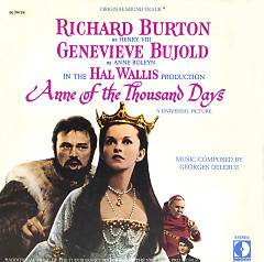 Anne Of The Thousand Days OST  - Georges Delerue