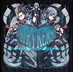 Dengeki Stryker Original Soundtrack - STRYKERS CD1