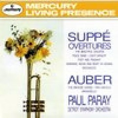 The Collector's Edition CD 14 Paray Suppe - Overtures
