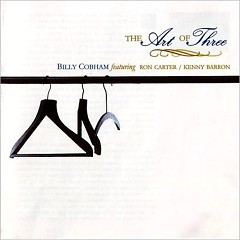 The Art of Three - Billy Cobham