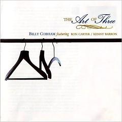 The Art of Three - Billy Cobham