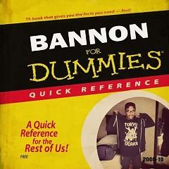 Bannon For Dummies (CD1) - Lee Bannon