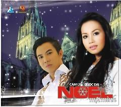 Album Noel Một Mình - Anh Về Miền Tây - Cẩm Ly,Quốc Đại