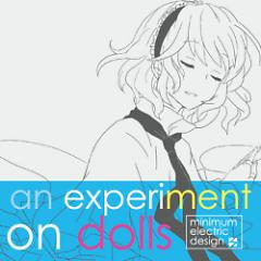 an experiment on dolls