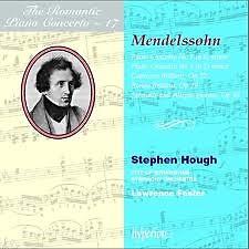 The Romantic Piano Concerto, Vol. 17 – Mendelssohn