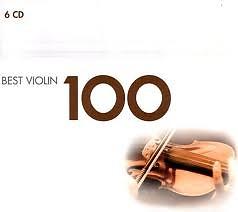 100 Best Violin CD1 No.1