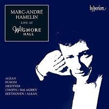 Marc-André Hamelin Live At Wigmore Hall
