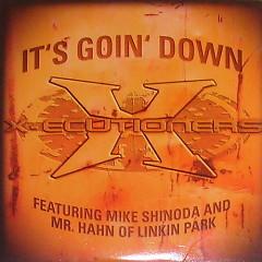 It's Goin' Down (Single)