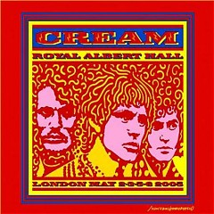 Royal Albert Hall London (CD1) - Cream