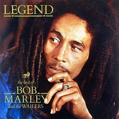 Legend (CD1) - Bob Marley,The Wailers