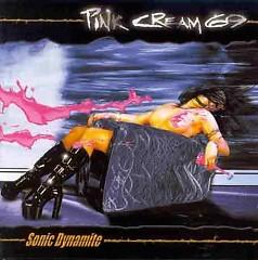 Sonic Dynamite - Pink Cream 69