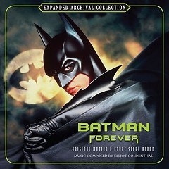 Batman Forever OST (CD3) - Elliot Goldenthal