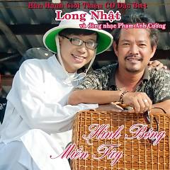 Album Hình Bóng Miền Tây - Long Nhật