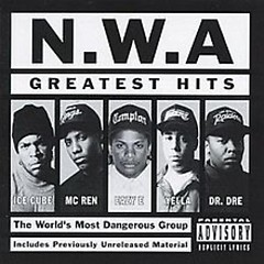 Greatest Hits (2003 Remastered) (CD1) - N.W.A
