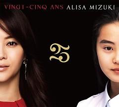 VINGT-CINQ ANS CD2 - Arisa Mizuki