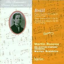The Romantic Piano Concerto, Vol. 20 – Brull
