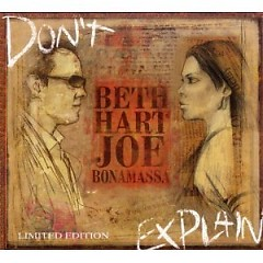 Don't Explain (Limited Edition) - Beth Hart,Joe Bonamassa
