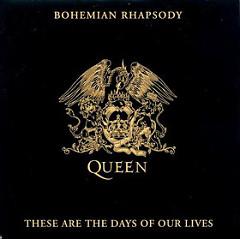Bohemian Rhapsody - CDS