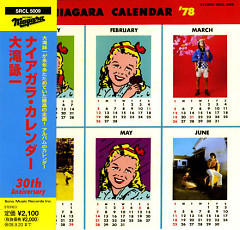 Niagara Calendar (30th Anniversary Edition) (CD2)