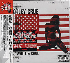 Red, White & Crue (Single Disc Version) (CD1) - Motley Crue