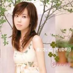Aitai yo / Kimi to no Ashita - Sachi Tainaka