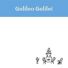 Ashita e - Galileo Galilei