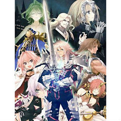 Fate/Apocrypha Original Soundtrack I - Masaru Yokoyama