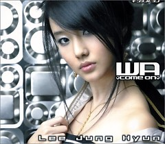 WA ~Come On~ (Japanese EP) - Lee Jung Hyun