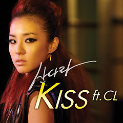 Dara (2NE1) ft. CL - Kiss (4 tracks) (Digital Single) - Dara