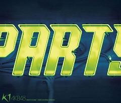 PARTYが始まるよ (Party ga Hajimaru yo) -studio recordings Collection- (Team K)