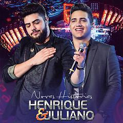 Novas Histórias (Ao Vivo) (Deluxe) - Henrique, Juliano