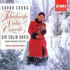 Tchaikovsky Violin Concerto & Brahms Hungarian Dances - Sarah Chang