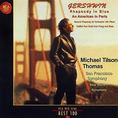 Gershwin Phapsody In Blue & An American In Paris