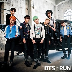 RUN (Japanese Ver.) - BTS (Bangtan Boys)