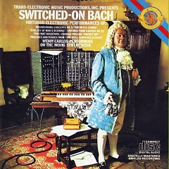 Switched On Bach - Wendy Carlos