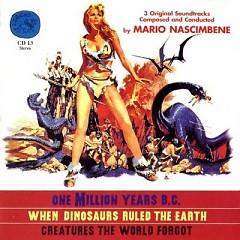 When Dinosaurs Ruled The Earth OST - Mario Nascimbene