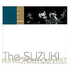 The SUZUKI meets Kuricorder Quartet