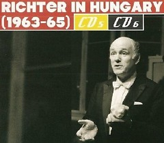 Richter In Hungary CD5 No. 1
