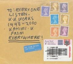 K.K. Works 1998-2000 (CD1)