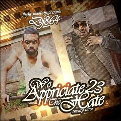 We Appreciate The Hate 23 (CD2)