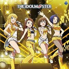 THE IDOLM@STER MASTER PRIMAL POPPIN' YELLOW - Various Artists