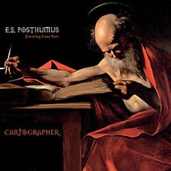 Cartographer (CD2) - E.S. Posthumus