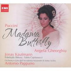 Puccini: Madama Butterfly CD2 No.2 - Jonas Kaufmann,Angela Gheorghiu,Antonio Pappano