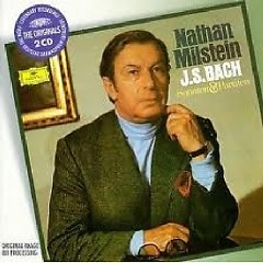 Bach Sonatas And Partitas For Solo Violin CD2 (No. 2) - Nathan Milstein