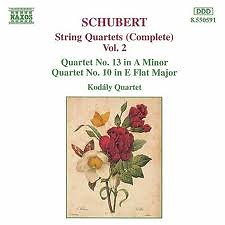 Schubert Complete String Quartets Vol.2