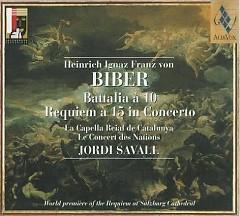 Biber - Battalia A 10 & Requiem A 15 In Concerto