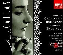 Mascagni Cavalleria Rusticana, Leoncavallo Pagliacci CD1