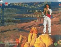 Golden Pan Flute Vol. 1 CD 2